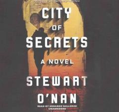 CITY OF SECRETS : A NOVEL