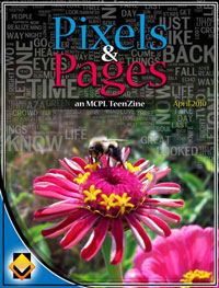 Pixels & Pages 2010 cover