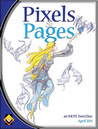 Pixels & Pages 2011 cover