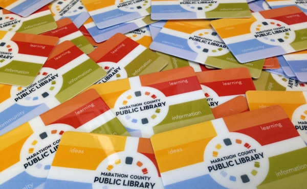 MCPL library cards