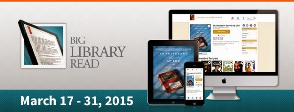 2015 Big Library Read: OverDrive