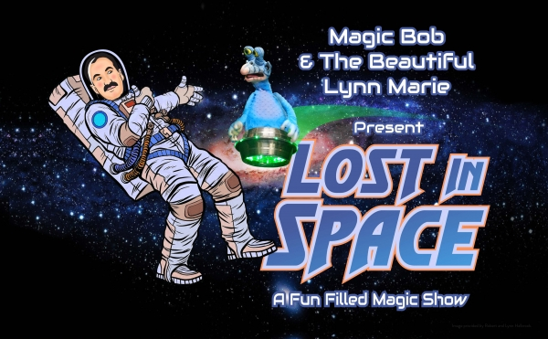 Magic Bob in space