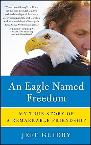 """An Eagle Named Feedom"" book cover"
