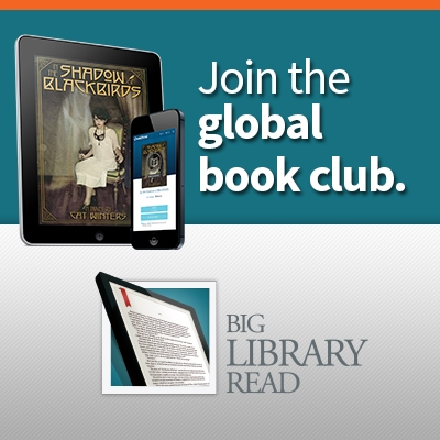 Big Library Read: Join the global book club.