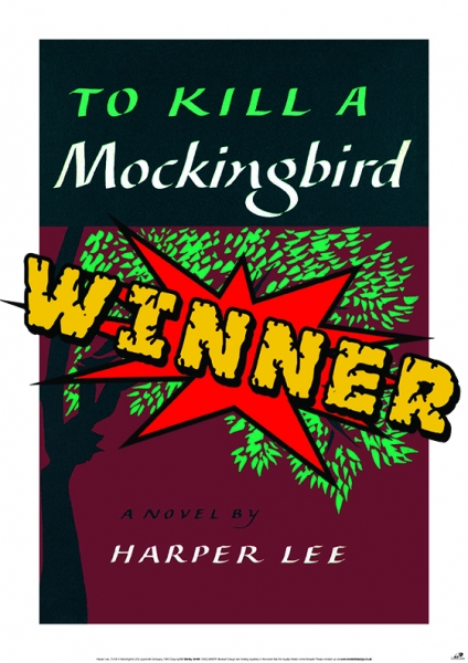 Winner: To Kill a Mockingbird
