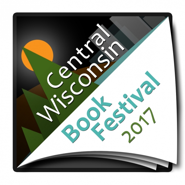 Central Wisconsin Book Festival 2017 logo