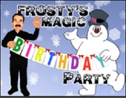 Frosty's mMagic Birthday PArty