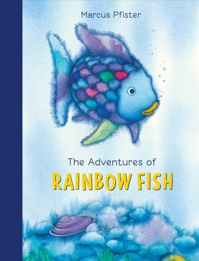 """Rainbow Fish"" book cover"
