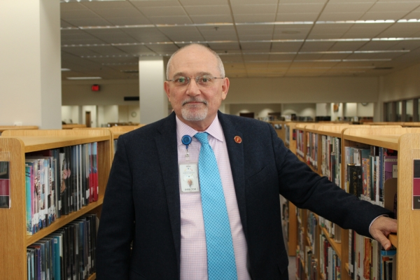 Ralph Illick, Library Director