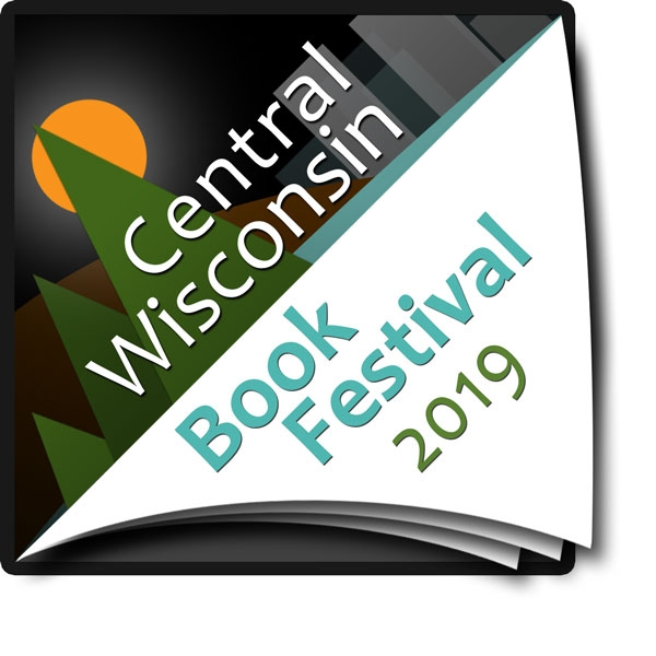 Central Wisconsin Book Festival 2019 logo