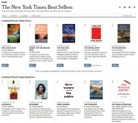 NY Times Best Sellers
