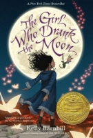 """""""The Girl Who Drank the Moon"""" book cover"""