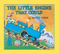 Book cover of The Little Engine That Could